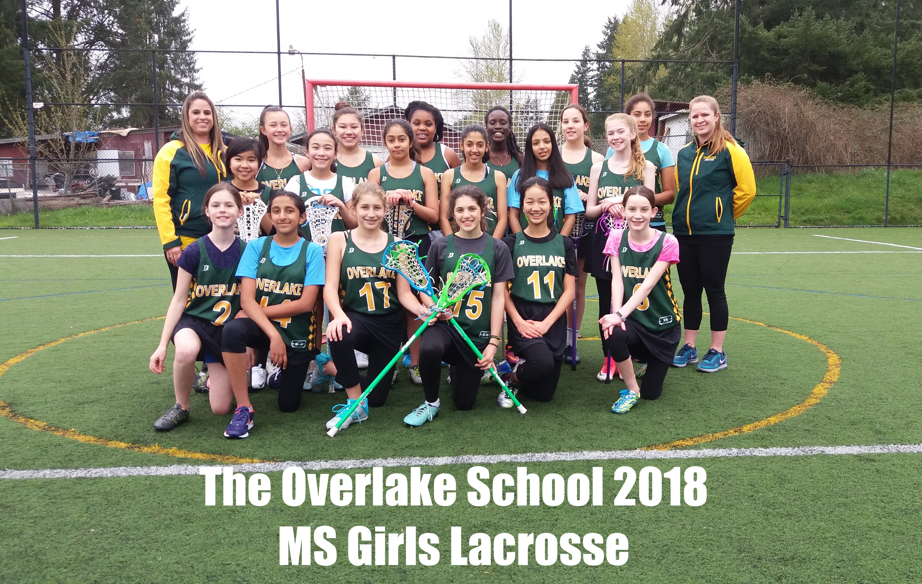 MS Girls Lacrosse