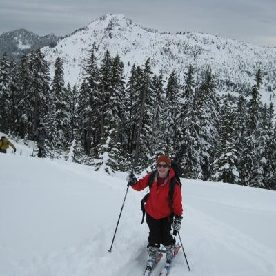 backcountry ski