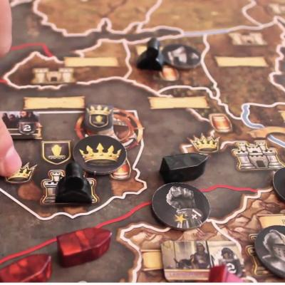 Sample image from Game of Thrones Board Game
