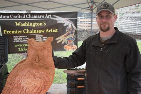 chainsaw owls