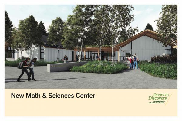 new Math & Science Center